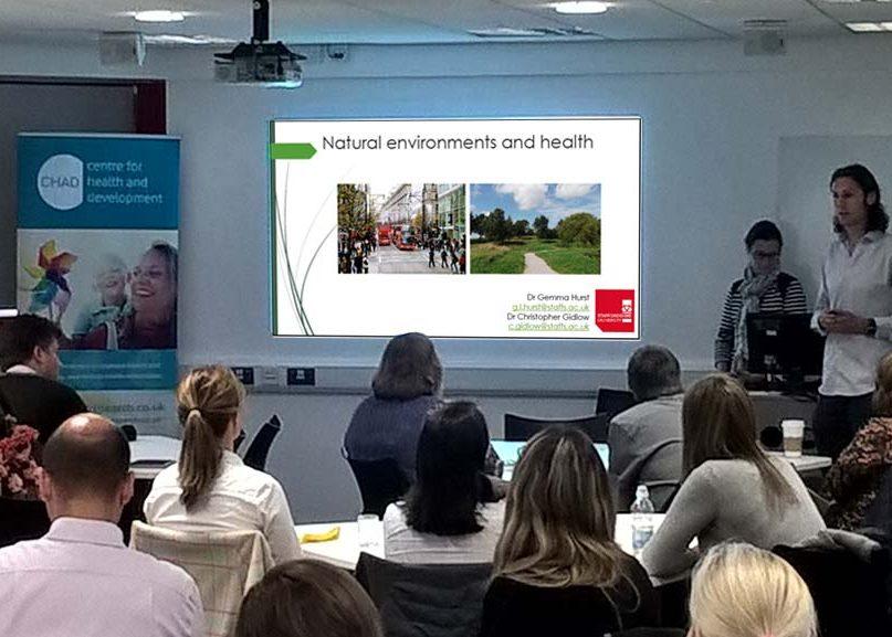 Natural Environment and Health