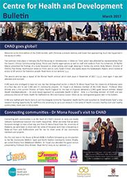 CHAD Bulletins March 2017