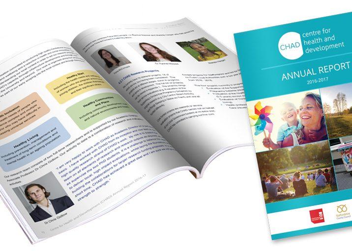 CHAD Annual report 2016-17