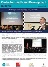 CHAD Bulletin January 2018