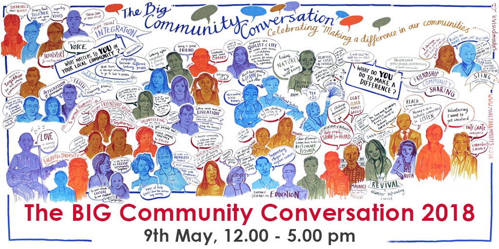The BIG Community Conversation 2018